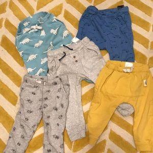 Toddler sweat pants bundle